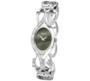 Seksy stone set bracelet watch Was £79.99 now £29.99 @ argos