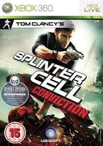 (Used) Splinter Cell Conviction - Xbox 360 / Xbox One £2.19 delivered @ eBay (game_outlet)