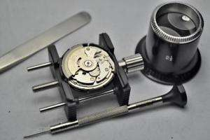 Automatic Watch Servicing (Seiko, Omega, TAG, Bergeon, Rolex) from £59.99 @ eBay/Watch Kings