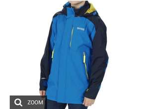 Kids summer school jacket £14.95 + £3.95 delivery /c&c - Regatta
