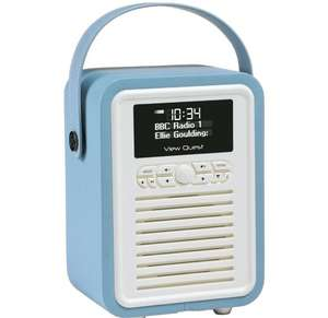Save 20% off all vq dab radios with code VQ20  - from £56 @ electricmania free del