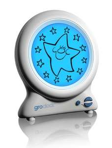 Gro-Clock Sleep Trainer £15  (Prime) / £18.99 (non Prime) at Amazon