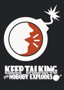 Keep Talking and Nobody Explodes (Steam Code) £3.37 at Chrono