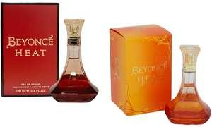 Beyonce Fragrance 100ml Eau de Toilette or Eau de Parfum £10.79 - Delivery £1.99 @ Groupon