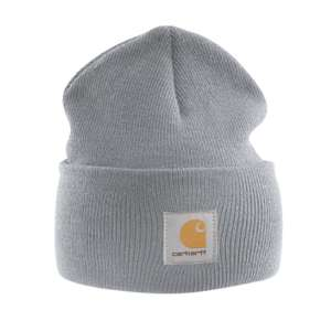 Carhartt A18 Beanie Hat Grey/Black £9.99 @ Screwfix