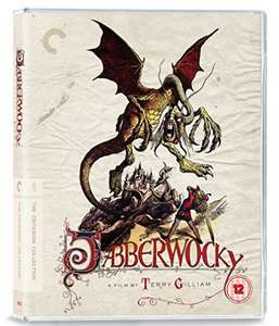 Jabberwocky (New 4K restoration) [The Criterion Collection] [Blu-ray] [Region Free] £13.30 prime / £15.29 non prime @ amazon