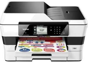 Brother MFC J6920DW All In One A3 Colour Inkjet Printer £189.99 @ box.co.uk