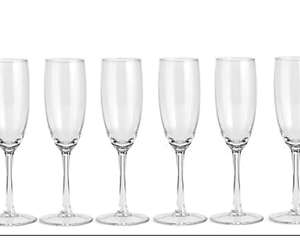 6 pack Champagne Flutes £7.50 / Fine China Mug £1.50 / 3 Measuring Jugs £3 & more @ Marks & Spencer