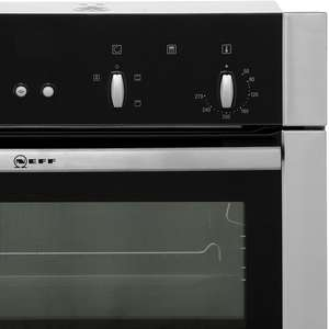 Neff U14S32N5GB Built In Double Oven in Stainless Steel - £520 (with code) @ Boots Kitchen Appliances