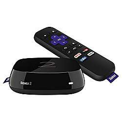 Get Roku 2 (Model 4205EU) For £34.00 With eCoupon Code TDX-KH7H @ Tesco Direct