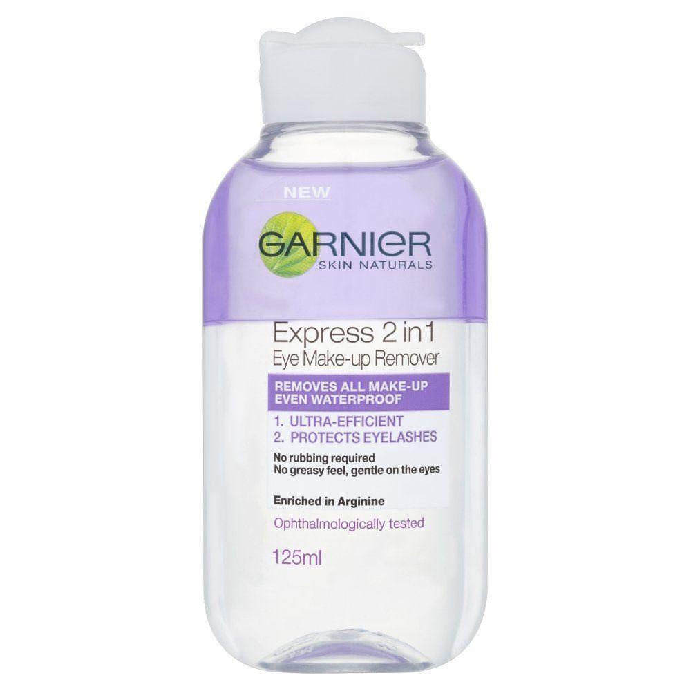 Garnier Skin Naturals Express 2 in 1 Eye Make-Up Remover £1 @ Asda