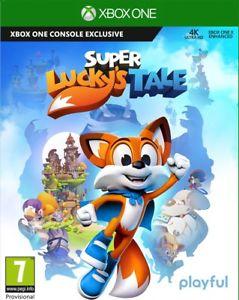 Super Lucky's Tale Xbox One £15.85 @ ShopTo / Ebay