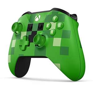 Xbox one Wireless Controller - Minecraft Creeper £37.99 @ Amazon with code VG5OFF35