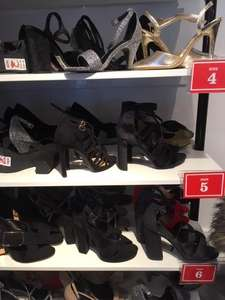 New look shoes £2 in Lymington