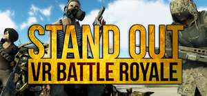 Stand Out: VR Battle Royale (Steam - Early Access) 30% off @ £13.64
