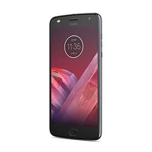 Motorola Moto Z2 Play - 64GB - Grey - UK Sim Free £300.47 @ Amazon