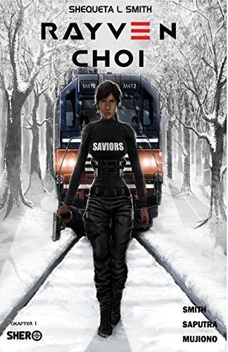 Rayven Choi: Koreamerican - digital copy free at Amazon (sync w/ Comixology)