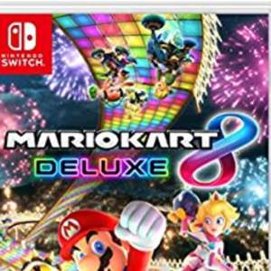 Mario Kart 8 Deluxe (Nintendo Switch) £36.99 @Amazon Using code VG5OFF35 at checkout