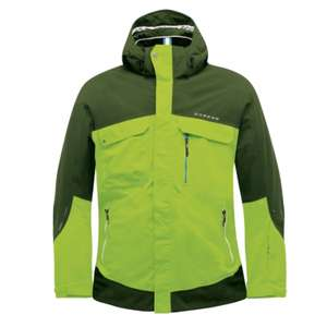 XXS/ XL/ XXL Green back in stock. ---> Dare2b Fervent Pro Mens Waterproof Breathable Insulated Jacket XXL/ XXS green £22.99 delivered @portstewart-clothing-company on Ebay (RRP £200) Orange now available £22.99.