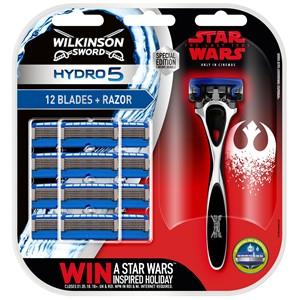 WILKINSON SWORD HYDRO 5 SUPER VALUE PACK STAR WARS (HANDLE + 12 BLADES) £14.99