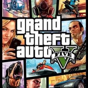 Grand Theft Auto V for PS4 £17.82 from PlayStation PSN Indonesia