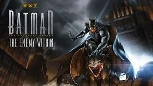 PC :-Batman: The Enemy Within - The Telltale Series:- (GOG Russia £3.37) (GOG UK 40 % off £11.39 )Full English Audio + Text ** VPN required for Russia Ordering Only - Not needing during game play or updates  (Free VPN Trial :- https://free.nordvpn.co