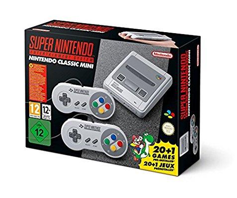 Nintendo Classic Mini Console: Super Nintendo Entertainment System - £69.99 @ Amazon