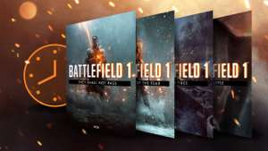 [Xbox One/PS4] Battlefield 1 Turning Tides Free Play (February 13 - 19th)