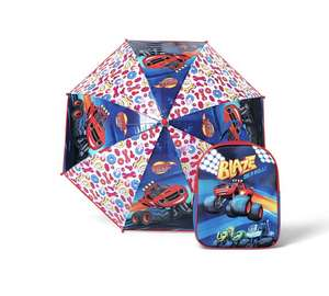 Blaze Backpack and Umbrella Set £5.99 at Argos