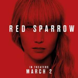 Red Sparrow tickets sky vip -  27th Feb @ 6.30pm