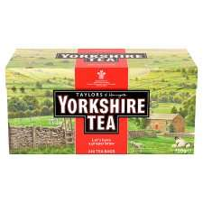 240 Yorkshire tea bags at Tesco for £4.00