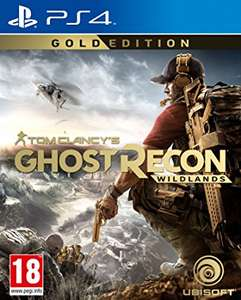 Ghost Recon Wildlands Gold Edition PS4 £17.11 @ Singapore Playstation Store