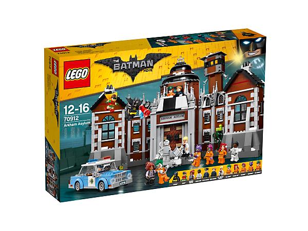 Lego 70912 Batman Movie Arkham Asylum £104.98 @ Toys R Us (free C+C or delivery)