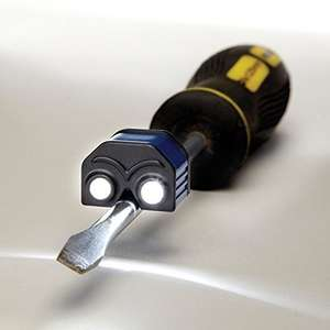 RING RIL70 MAGNETIC TOOL LIGHT £0.99 with free click and collect @ Screwfix