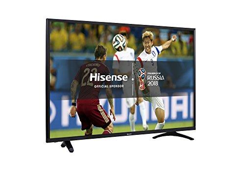 Hisense H495500UK 49inch 4K UHD HDR Smart TV - Black - (2017 Model) [Energy Class A] £378 Amazon