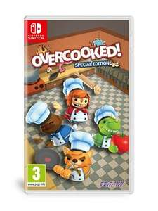 Overcooked! Special Edition (Nintendo Switch) £24.99 @ Graingergames