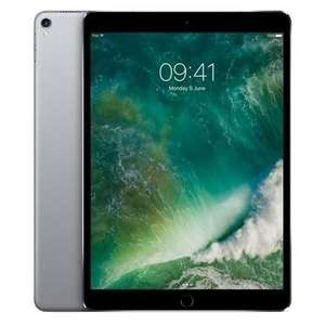 New Apple iPad Pro Wi-Fi + 256GB 10.5 Inch Tablet - Space Grey MPDY2B/A £694.97 - Laptops Direct