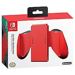 Joy-Con Comfort Grip for Nintendo Switch-Red £4.99 (click & collect) Tesco Direct