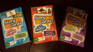 Story Cards by Brainbox - Aldi (instore and online) - £2.29