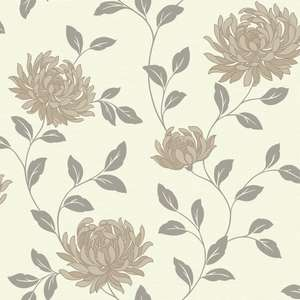 Wallpaper sale from £4,eg Erin neutral OR teal wallpaper £4 a roll @ wilkinson