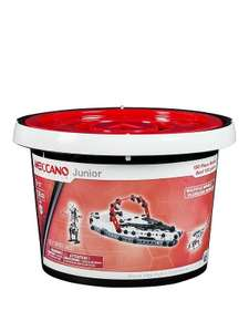 Meccano 150pc bucket was £24.99 now £16.74 @ Very. Free C&C