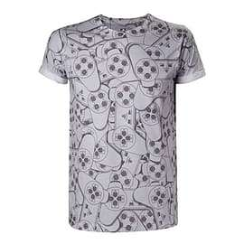 PS SUBLIMATION CONTR TSHIRT L - £2.50 Online at Game