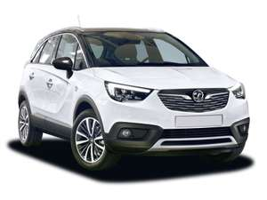 Vauxhall Crossland-X Lease, 36 and 48 Month, 8k and 10k Mileage Allowances from £986.28 initial payment - £164.38 monthly payment for 48m@ Vauxhall Greenhous via WhatCar
