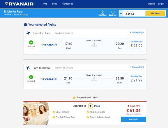 Mon 16th - Sat 21st Apr in Algarve £95pp Via Ryanair / airbnb
