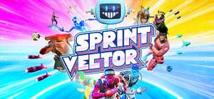 VR game: Sprint Vector 20% off @ Steam and Oculus £18.39