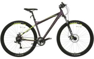 Carrera Hellcat mountain bike, women's (and men's in store) just £258 (down from £430, 40% off, save £172) at Halfords.