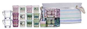 WOW Yankee Candle 39 Piece Bespoke Seasonal Hamper Gift Set £19.99 prime / £24.74 non prime Sold by My Swift and Fulfilled by Amazon