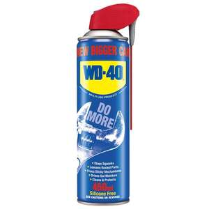 WD-40 Smart Straw 450ml instore @ b&m bargain - 50p
