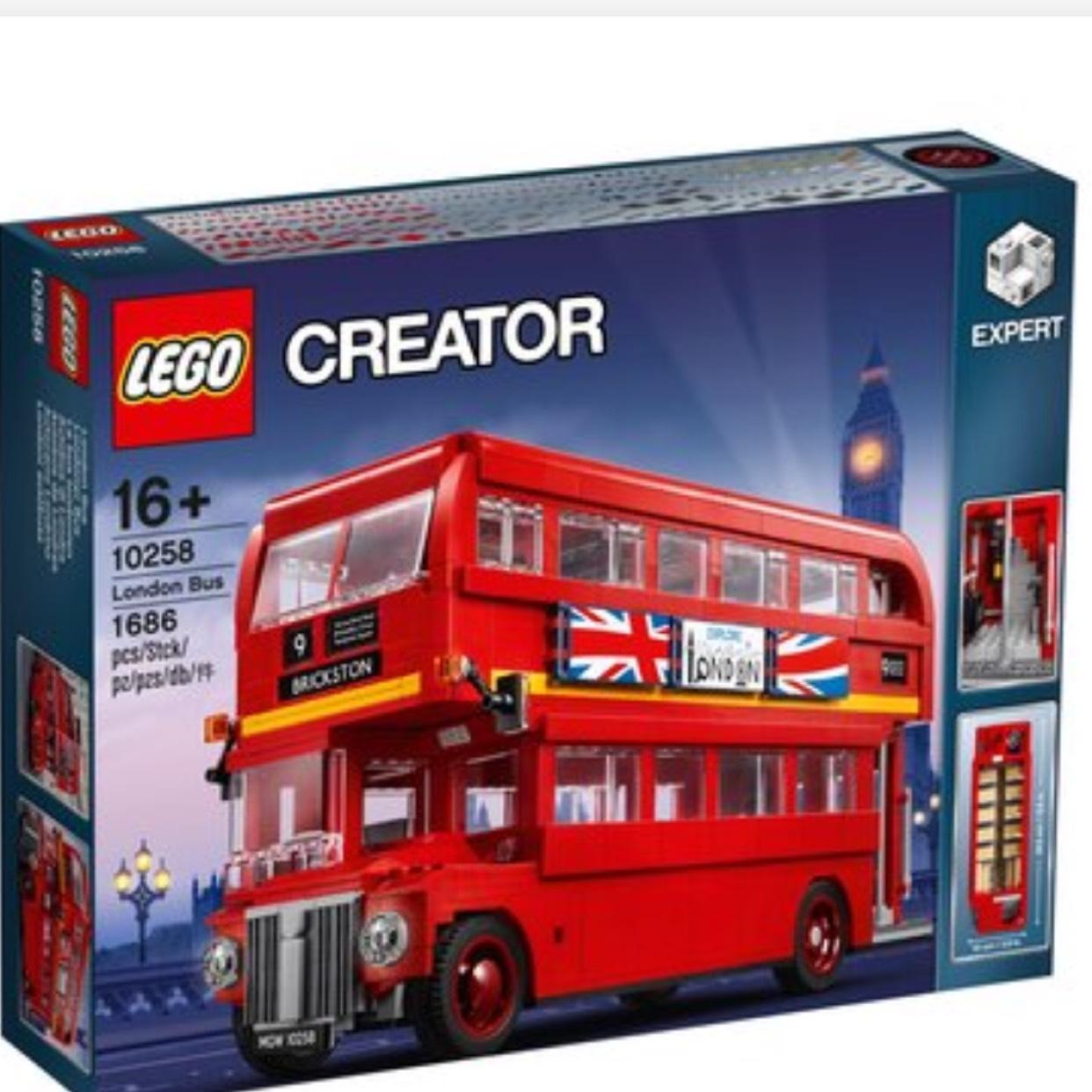 Lego Creator 10258 London Bus £99.99 @ Smyths toys