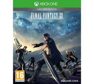 Final Fantasy XV Xbox One £15.99 @ Argos / PS4 version also available (see description)